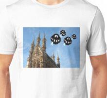 Aliens invade Leuven Unisex T-Shirt