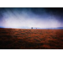 Explorers Photographic Print
