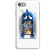 Blue Mehhhh Iphone Cover iPhone Case/Skin