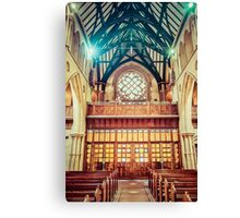 Catholic Cathedral II Canvas Print
