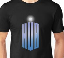 The Official Doctor Who Hub Tee Unisex T-Shirt