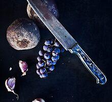 Still life blue's by Katarzyna Gieroń