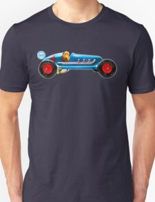 Tin Wind-Up Indy Race Car by Marx Unisex T-Shirt
