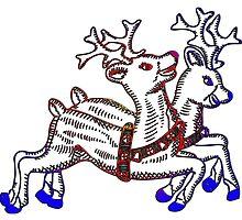 Reindeers by boogeyman