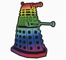Disco Dalek by gofreshfeelgood