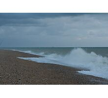 Dungeness Beach. Photographic Print