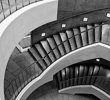 Stairwell by NolsNZ