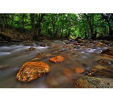 Stream of Peacefulness Photographic Print