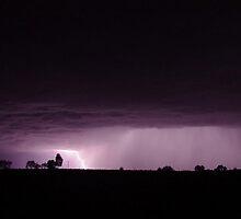 Electric Rain by Penny Kittel
