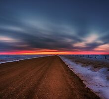 Prairie Road 2083_13 by Ian McGregor