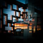 Brumset in The Cube by Tim Cornbill