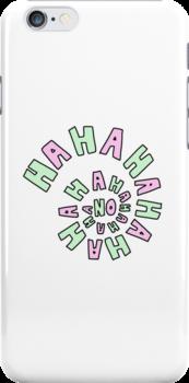 HAHAHAHAHA NO. by melaniewoon