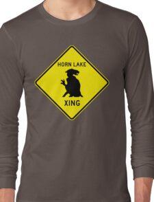 Horn Lake Crossing: Gag T  Long Sleeve T-Shirt