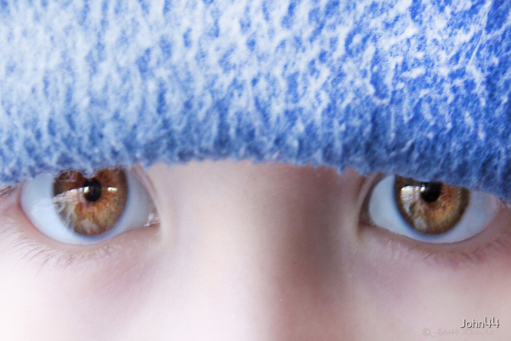 ...hypnotic eyes ... [FEATURED] by John44