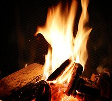Fire by Matt Keil
