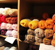 Balls of Wool by Matt Keil