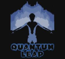 Quantum Leap T-shirt by Nasherr