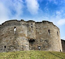 Clifford's Tower by Matt Keil