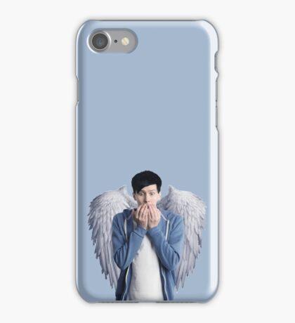 Phil Lester   Angel iPhone Case/Skin