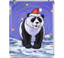 Panda Bear Christmas iPad Case/Skin