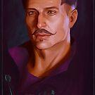 Dorian Pavus by nero749