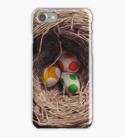 Yoshi Eggs iPhone Case/Skin
