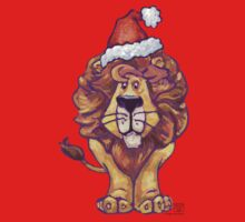 Lion Christmas Kids Clothes