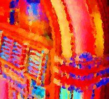 Jukebox by CRCliftonArt