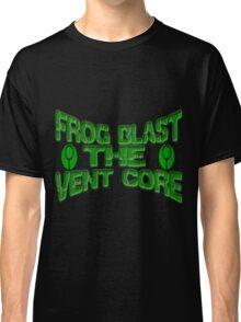 Frog Blast the Vent Core Classic T-Shirt