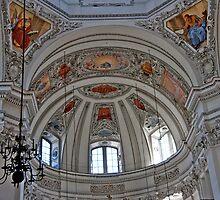Salzburg Cupola by phil decocco