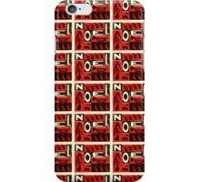 Noel Red iPhone Case/Skin