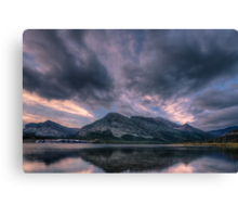 Montana Big Sky Canvas Print