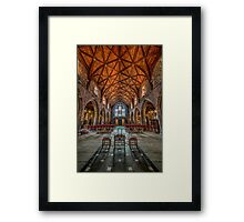 The Hidden Gem v2 Framed Print