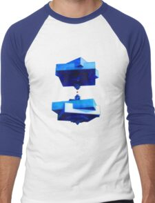 Ramiel - Evangelion Men's Baseball ¾ T-Shirt