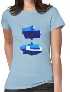 Ramiel - Evangelion Womens Fitted T-Shirt