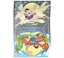 spirit princess, mortal prince Poster