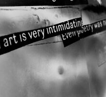 The truth about art. by xenxen