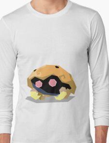 Cutout Kabuto Long Sleeve T-Shirt