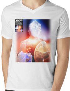 solar dude Mens V-Neck T-Shirt