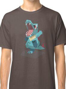 Cutout Totodile Classic T-Shirt