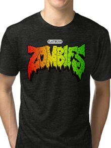 Flatbush Zombies FBZ Black Tri-blend T-Shirt
