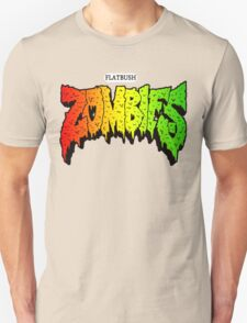Flatbush Zombies FBZ Black T-Shirt