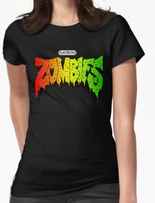 Flatbush Zombies FBZ Black Womens Fitted T-Shirt