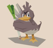 Cutout Farfetch'd by Avertis