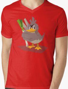 Cutout Farfetch'd Mens V-Neck T-Shirt