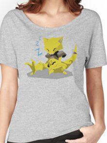 Cutout Abra Women's Relaxed Fit T-Shirt
