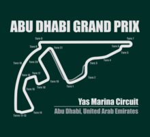 Abu Dhabi Grand Prix (Dark Shirts) by oawan