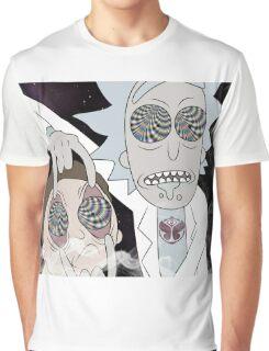 Rick & Morty Graphic T-Shirt