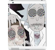 Rick & Morty iPad Case/Skin