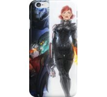 Squad Effect iPhone Case/Skin
